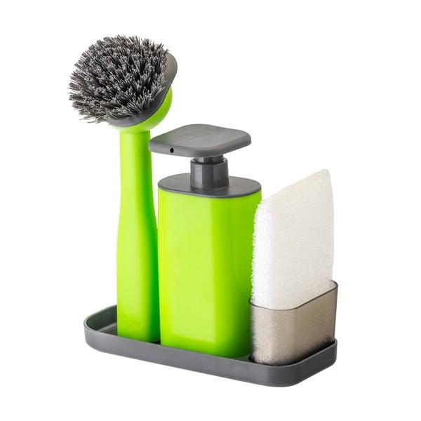 Zestaw do mycia naczyń Vigar Green Vibe