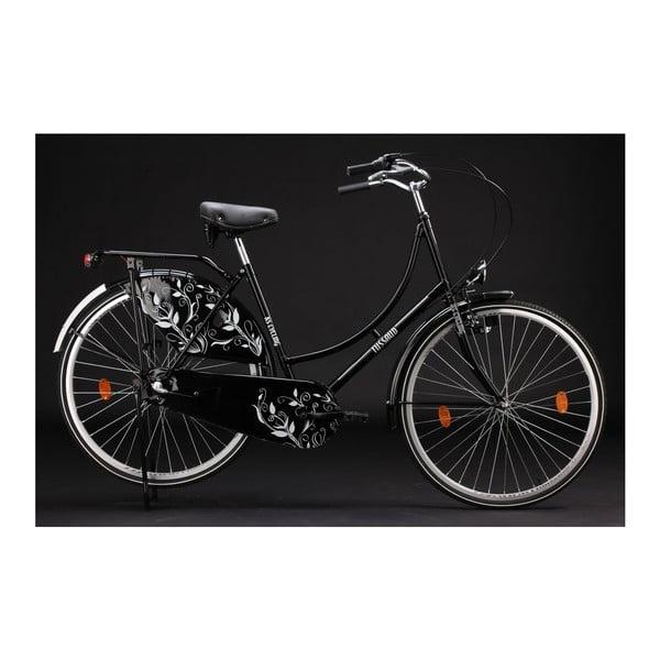 """Rower Tussaud Black Bellefleur 28"""", wysokość ramy 54 cm, 3 biegi"""