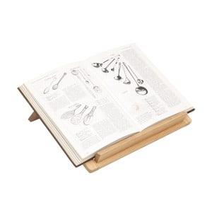 Podstawka pod książkę kucharską Wooden