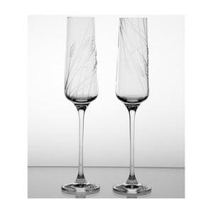 Zestaw 2 kieliszków do szampana Tymotka