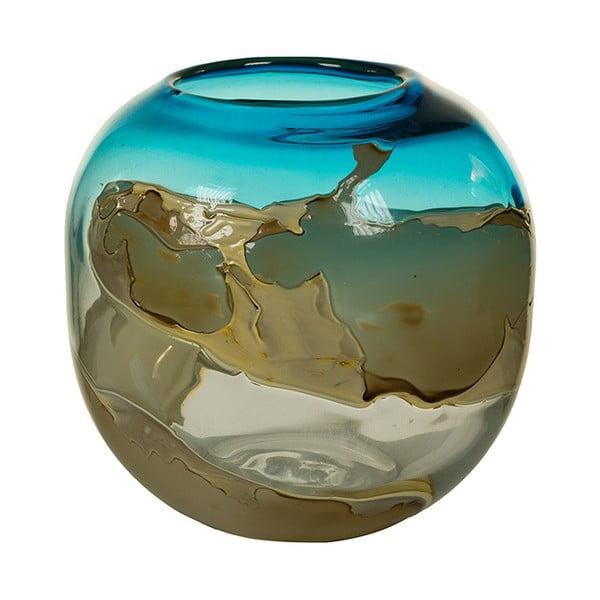 Wazon kryształowy Santiago Pons Andon, wys. 25 cm