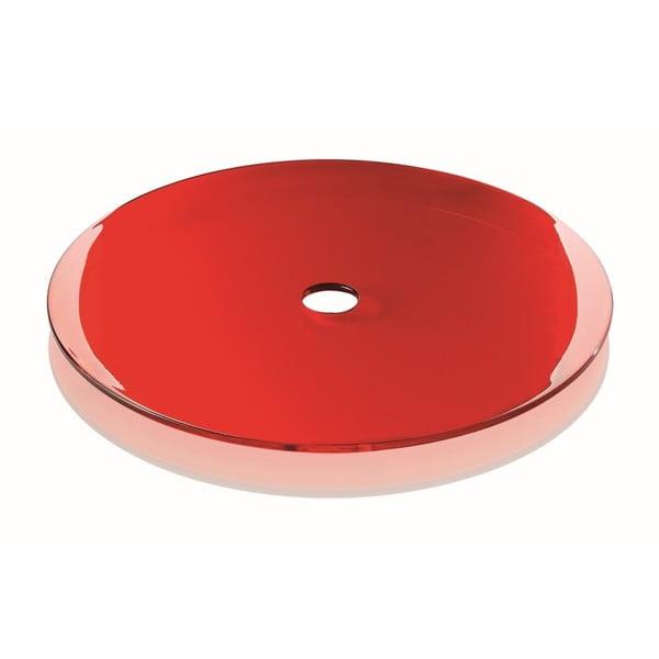 Czerwone wieczko na kosz Fratelli Guzzini