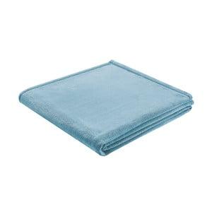 Pled Biederlack Uni Blau, 200x150cm