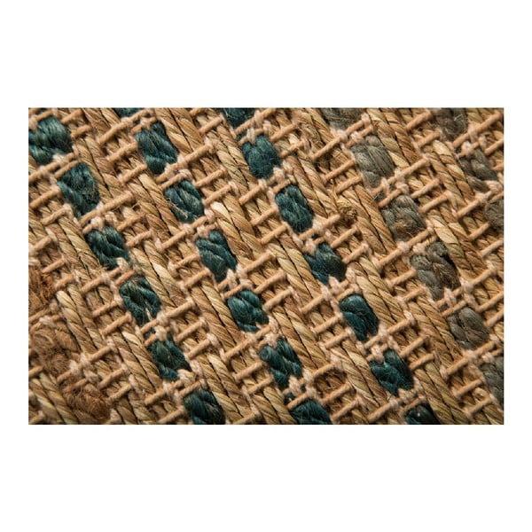 Dywan Seagrass Blue, 80x150 cm