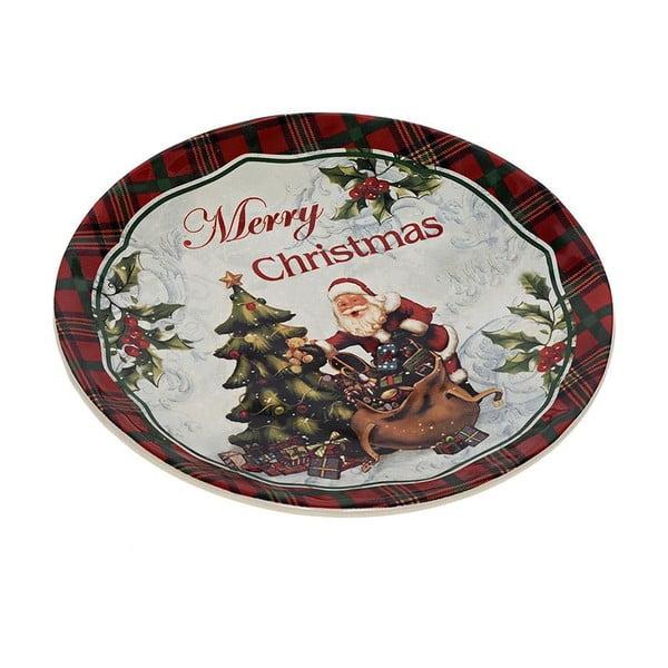 Talerz ceramiczny Santa, 20 cm