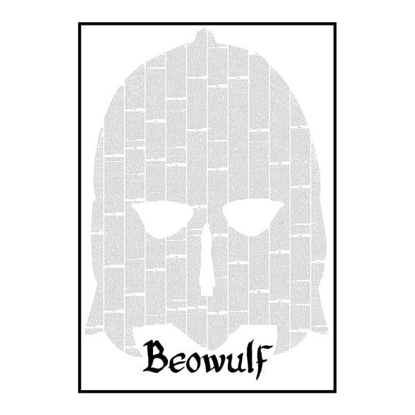 "Plakat ""Beowulf"", 50x70 cm"