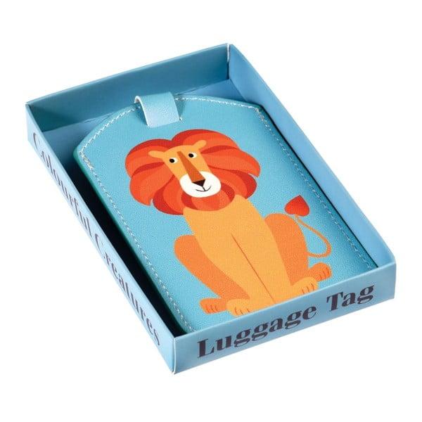Etykieta imienna Rex London Charlie The Lion