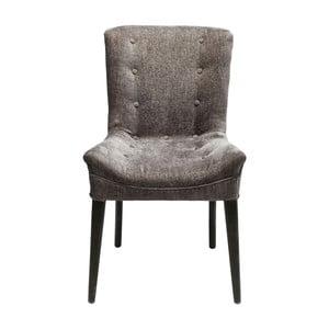 Ciemnoszare krzesło Kare Design Stay