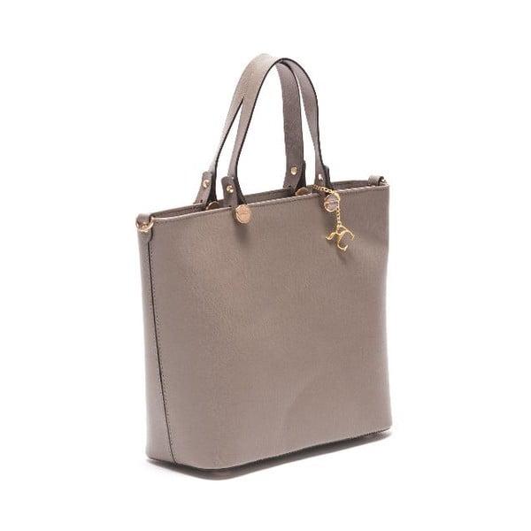 Skórzana torebka Damien 432 Fango