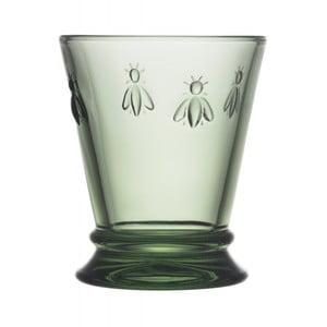 Zielona szklanka La Rochère Abeille, 260 ml