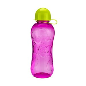 Butelka na wodę Apple 500 ml, różowa