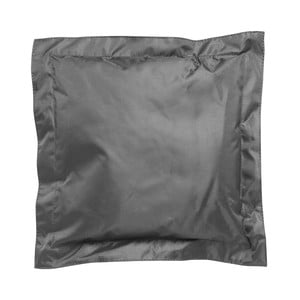 Ciemnoszara poduszka odpowiednia na zewnątrz Sunvibes, 45x45 cm