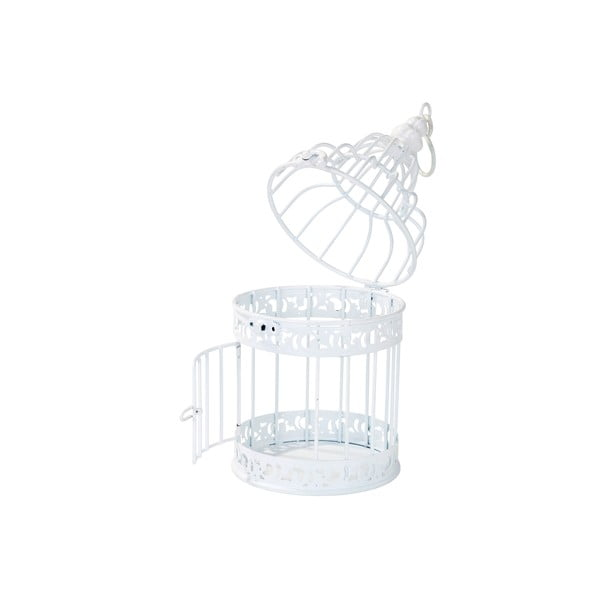 Lampion White Birdcage