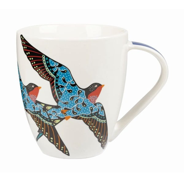 Zestaw 2 kubków Churchill China Paradise Swallow, 500 ml