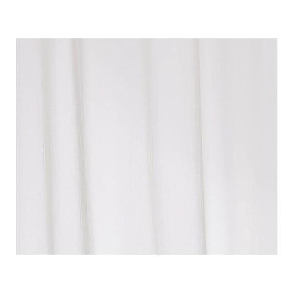 Zasłona Ocean White, 245x140 cm