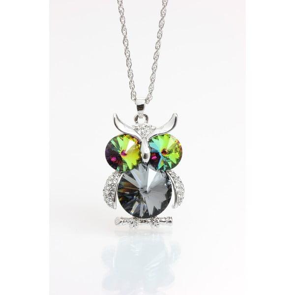 Naszyjnik z kryształami Swarovski Elements Laura Bruni Yves