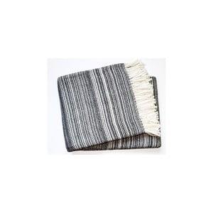 Koc Toscana Plaid Dark Grey, 140x180 cm