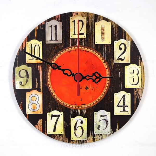 Zegar ścienny Twelve, 30 cm