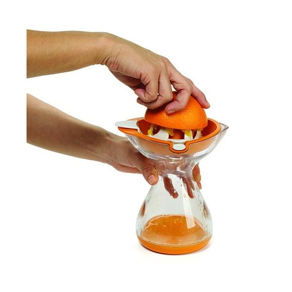 Juicester XL 2-in-1 karafka z wyciskarką do cytrusów