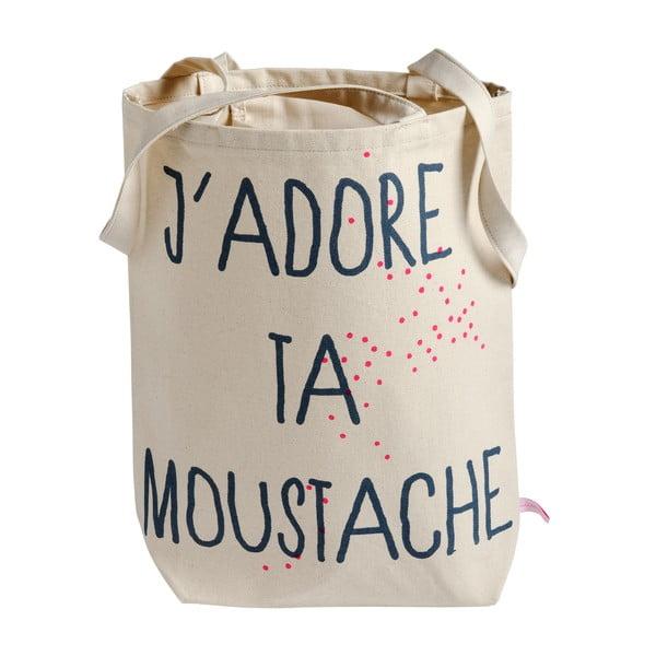 Torba płócienna Moustache
