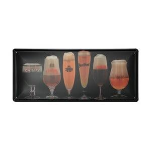 Tablica Beers, 20x30 cm