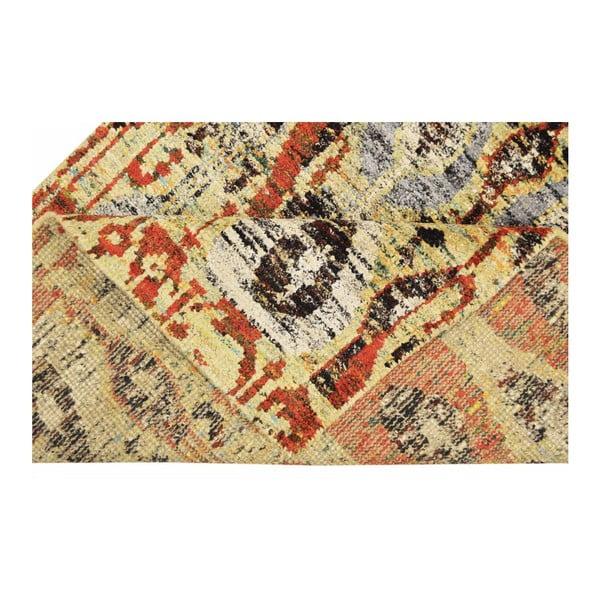 Dywan tkany ręcznie Ikat Kanta, 170x260cm