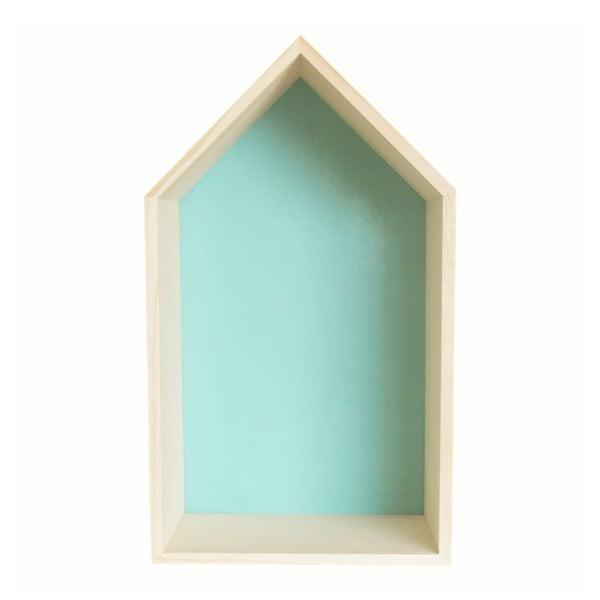 Dekoracja Casita Nordic Azul
