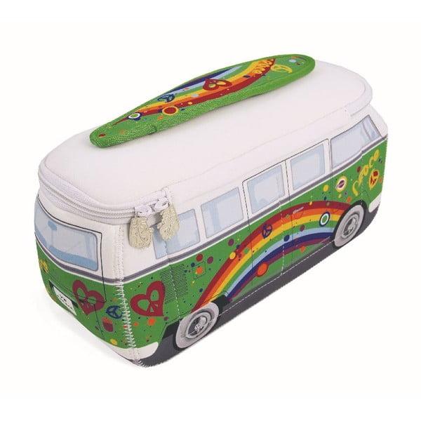 Kosmetyczka VW Bus, zielona