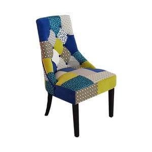 Patchworkowe krzesło Castagnetti Legno