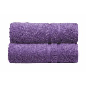 Ręcznik Sorema Basic Purple, 50x100 cm