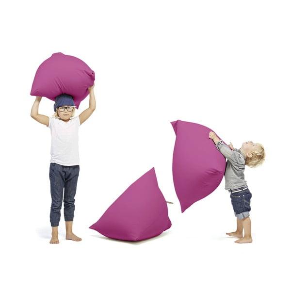 Worek do siedzenia dla całej rodziny Terapy Sydney, różowy