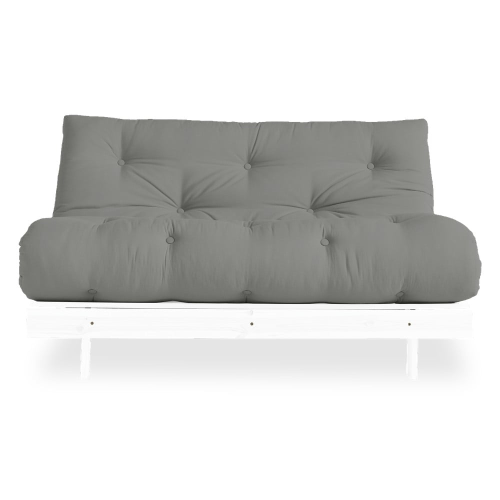 Sofa Wielofunkcyjna Karup Design Roots White Gris Bonami