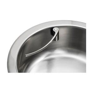 Magnetyczny uchwyt na ścierkę do okrągłego zlewu