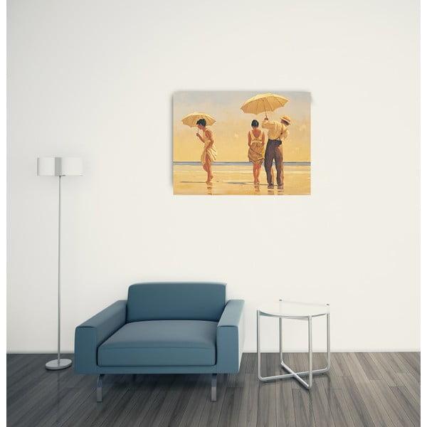 Obraz Jack Vettriano - Mad Dogs, 80x60 cm