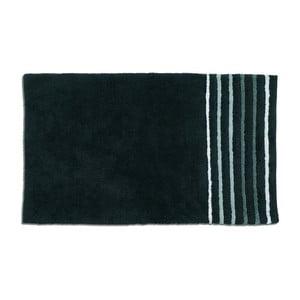 Dywanik łazienkowy Ladessa, czarny, 60x100 cm