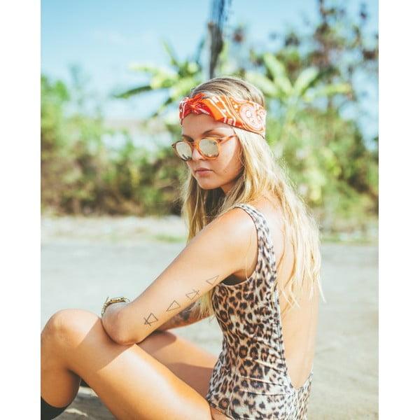 Brązowe okulary przeciwsłoneczne Cheapo Trestles