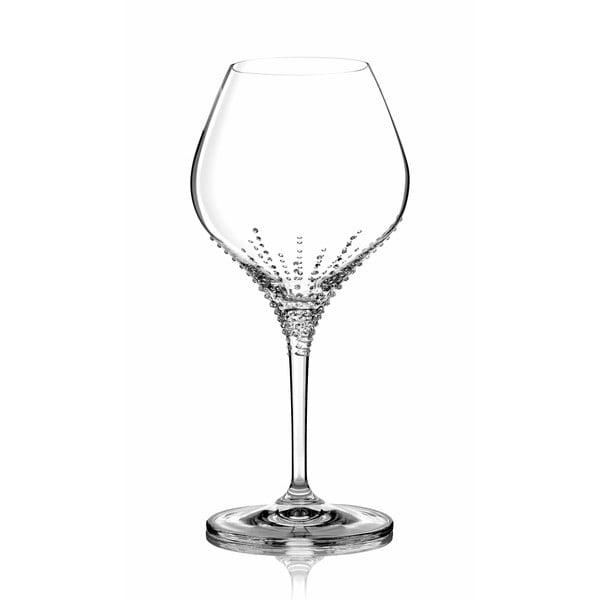 Zestaw 2 kieliszków do białego wina Enyo ze Swarovski Elements w eleganckim opakowaniu