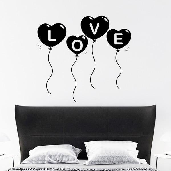 Naklejka Ambiance Baloon Love