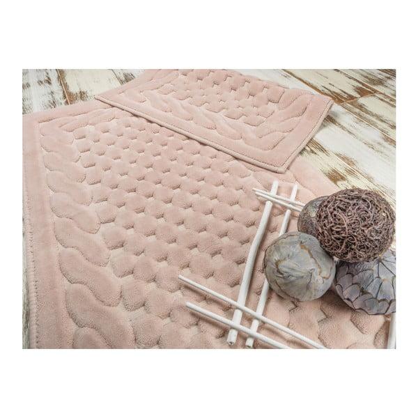 Zestaw 2 dywaników łazienkowych Maco Cotton Siya