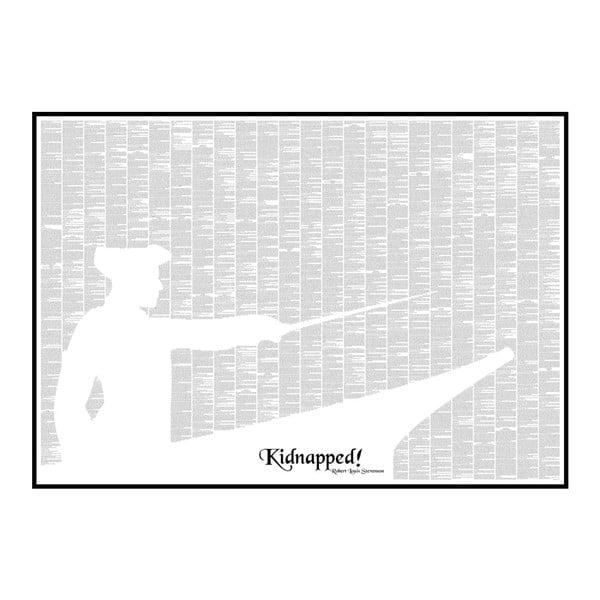 """Plakat """"Porwanie"""", 100x70 cm"""
