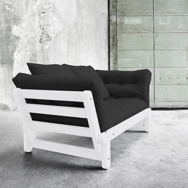 Sofa rozkładana Karup Beat White/Gray