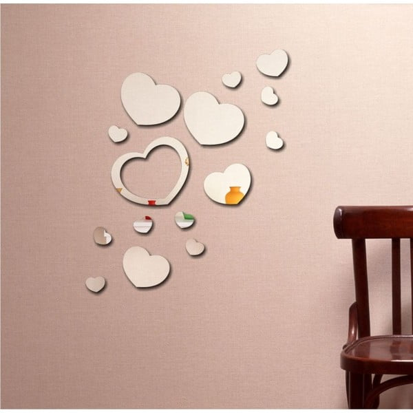 Lustro dekoracyjne Love