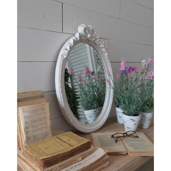 Lustro Oval Antique