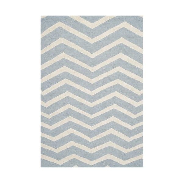 Dywan Edie 121x182 cm, jasnoniebieski
