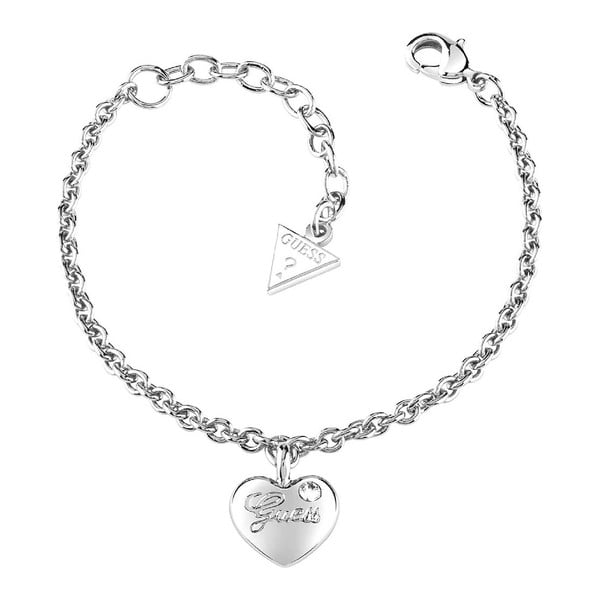 Bransoletka Guess 127 Silver