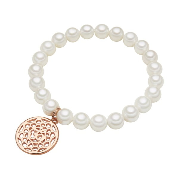 Perłowa bransoletka Mia, perła 8 mm