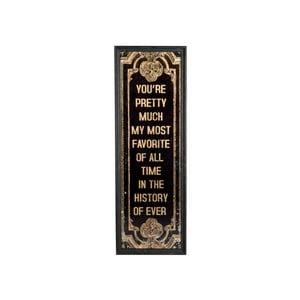 Tablica naścienna Pretty