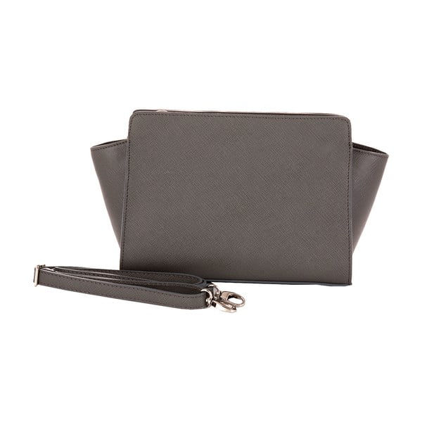 Skórzana torebka Andrea Cardone 2022 Grey