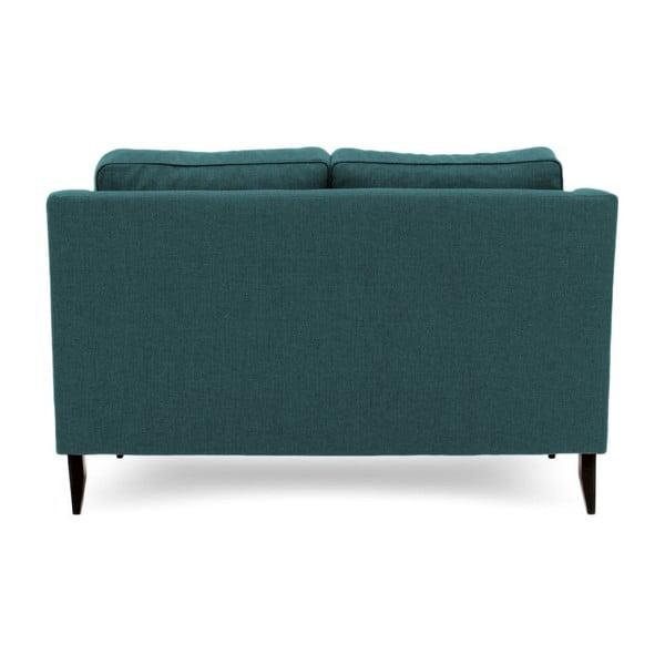 Turkusowa sofa dwuosobowa Vivonita Bond