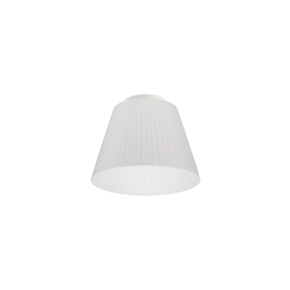 Biała lampa sufitowa Sotto Luce KAMI, ⌀ 24 cm
